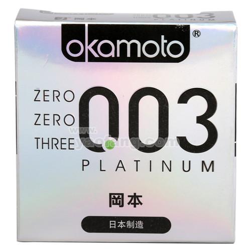 冈本OK避孕套(0.03)