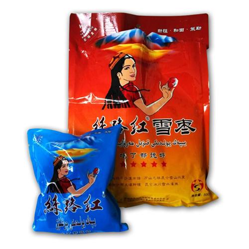 丝路红枣(五星)+枸杞250g