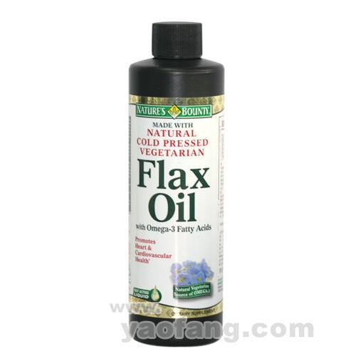 自然之宝亚麻籽油