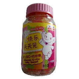 维生素C+钙软糖